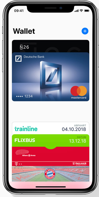apple pay deutschland screenshot
