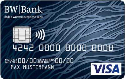 Basic Visa Card Kreditkarte