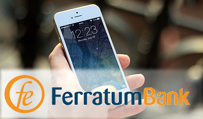 Ferratum Bank Mobile Banking